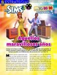 Los Sims Revista Digital Enriquecida