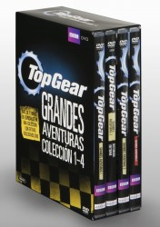 Top Gear: Pack Grandes Aventuras