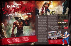 Splatterhouse en Retro Gamer 9