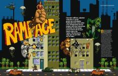 Rampage en Retro Gamer 9