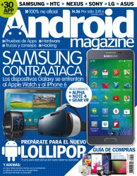 Nº 36 ANDROID MAGAZINE