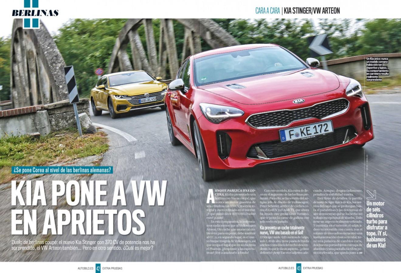AUTO BILD ESPAÑA Revista-Extra Pruebas