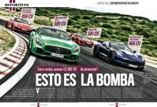 EXTRA PRUEBAS AUTO BILD ESPAÑA