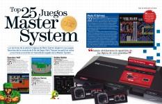 Los 25 mejores juegos de Master System