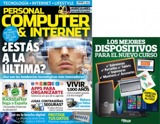 Nº 154 PERSONAL COMPUTER & INTERNT