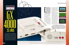 Reportaje Amstrad GX4000