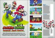 Reportaje Mario & Luigi Paper Jam Bros.