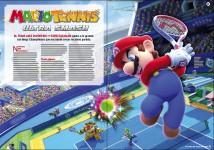 Reportaje Mario Tennis Ultra Smash