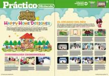 Práctico Animal Crossing Happy Home Designer