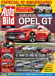 Nº 494 AUTO BILD ESPAÑA