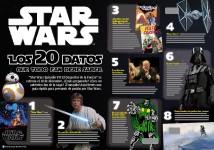 Reportaje: los 20 datos de Star Wars