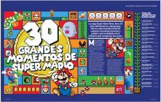 30 momentos de Super Mario