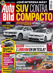 Nº 497 AUTO BILD ESPAÑA