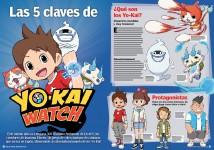 Reportaje Las Claves de Yo-Kai Watch
