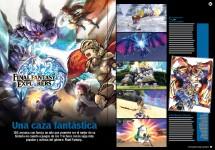Reportaje Final Fantasy Explorers