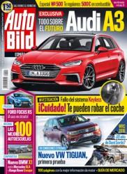 Nº 500 AUTO BILD ESPAÑA