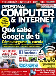 Nº 160 PERSONAL COMPUTER & INTERNT
