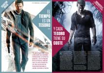 Reportaje Uncharted 4 - Quantum Break