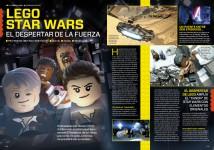 Reportaje LEGO Star Wars: El despertar de la fuerza