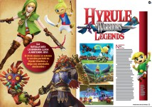 Reportaje Hyrule Warriors Legends