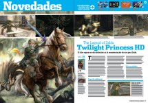 Análisis de The Legend of Zelda Twilight Princess.