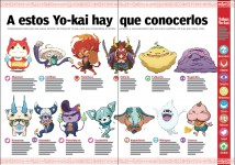 Reportaje YO-KAI WATCH.
