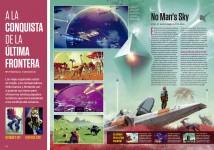 Reportaje No Man´s Sky y Starfox Zero