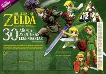 Reportaje 30 años de la saga Zelda