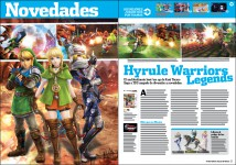 Análisis de Hyrule Warriors Legends