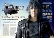 Reportaje Final Fantasy XV