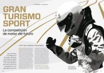 Reportaje Gran Turismo Sport