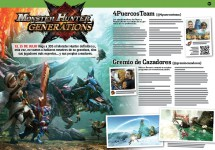 Reportaje Monster Hunter Generations