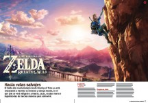 Reportaje The Legend of Zelda The Breath of the Wild