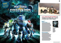 Reportaje Metroid Prime Federation Force