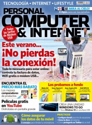 Nº 165 PERSONAL COMPUTER & INTERNT