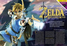 Reportaje Zelda Breath of the Wild