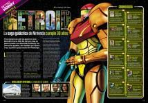 Reportaje 30 años de Metroid