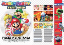 Reportaje Mario Party Star Rush