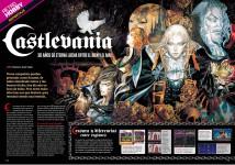 Reportaje aniversario de Castlevania