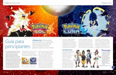 Avance de Pokémon Sol y Luna