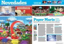 Análisis de Paper Mario Color Splash para Wii U