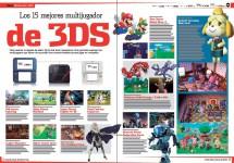 Los mejores juegos multijugador de 3DS