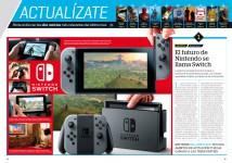 Primeros datos de Nintendo Switch