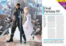 Análisis de Final Fantasy XV