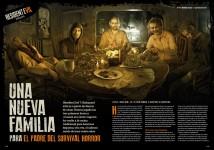 Reportaje Resident Evil VII