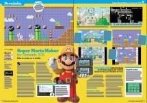 Análisis de Super Mario Maker.