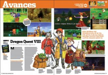 Avance Dragon Quest VIII El Periplo del Rey Maldito.