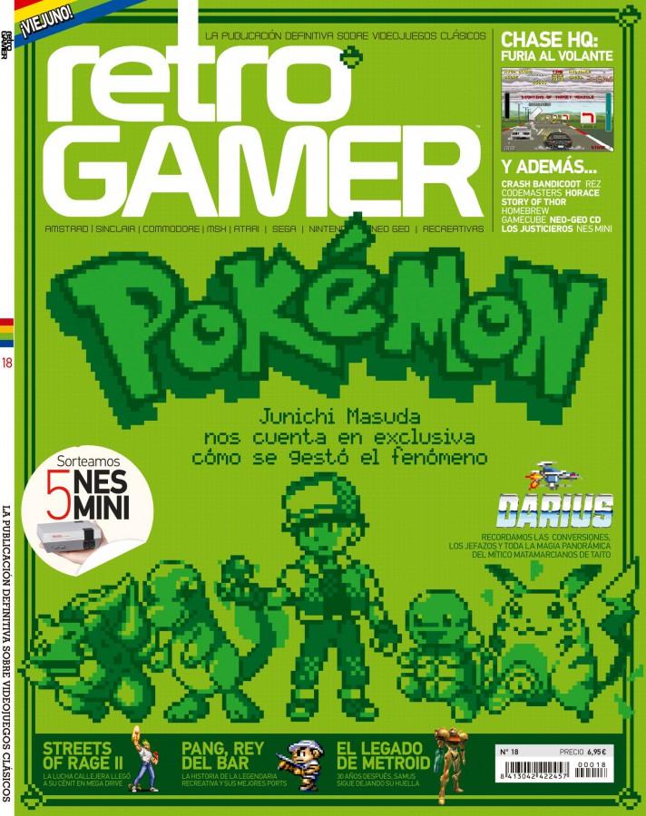 Revista RETROGAMER --Número 5 al caer-- N-18-retro-gamer