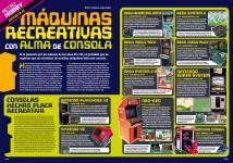 Reportaje Recreativas con alma de consola Hobby Consolas 306