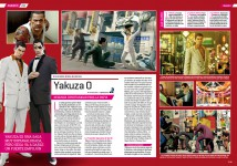 Avance Yakuza 0 Hobby Consolas 306